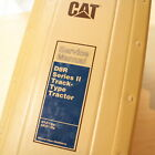 CAT Caterpillar D8R Tractor Dozer Crawler Service Manual Shop Repair owner bull