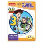 Fisher-Price iXL Learning System Software Toy Story 3  NEW!