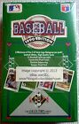 1990 Upper Deck BASEBALL Low # Series 36 Count Pack WAX FOIL BOX f SEALED CASE