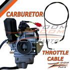 26mm Carburetor Throttle Cable GY6 150 150cc Scooter Moped Carb Sunl Wildfire