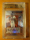 Brandon Marshall 2006 Playoff Contenders Auto RC 608 BGS 9.5 GEM MINT