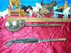 unusual knife & ice cream scoop with secret compartment 7 1/2 to 8 inch pay pal