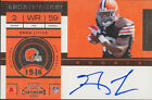 2011 PLAYOFF CONTENDERS - GREG LITTLE #204 ROOKIE AUTOGRAPH