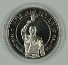 1993 Republic of Liberia Nolan Ryan 1 Dollar Coin as Issued