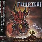 Third Wish [Bonus Tracks] by Feinstein (CD, Nov-2004, Pony Canyon) with obi