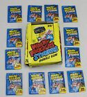 1980 Topps Wacky Packages lots of 12 Unopened Packs with Display Box