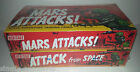 2 box lot TOPPS MARS ATTACKS HERITAGE & ATTACK FROM SPACE TRADING CARD BOX