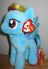 TY TOYS - MY LITTLE PONY - GENUINE PRODUCT -NEW WITH TY TAGS - NEW LOWER PRICE