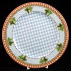 Rosenthal IVY LEAVES PASSION BLUE Dessert/Salad Plate by Versace GREAT CONDITION