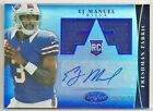 2013 Panini Certified Football Freshman Fabric Signatures Guide 39