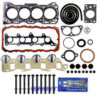 89 95 16 L GEO TRACKER HEAD GASKET SET W HEAD BOLTS W SILICONE