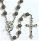 Catholic Jewelry 8MM Marble Prayer Bead 22