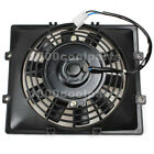 Electric Radiator Cooling Fan Assembly 250cc Scooters Moped Go Karts