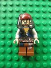 Lego CAPTAIN JACK SPARROW Minifigure Pirates of the Caribbean 4192 4183