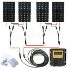 600W COMPLETE KIT 600 Watt 600Watts Photovoltaic Solar Panel 24V system RV Boat