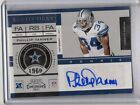 2011 Playoff Contenders (# 164) Phillip Tanner Rookie Auto