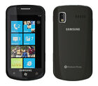 New Samsung SGH I917 Focus 8GB Black Unlocked Smartphone 3G 50MP Camera