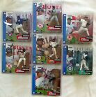 McFarlane MLB 2 COMPLETE CHASE VARIANT Bonds,Clemens,Nomar,Griff,Maddux,A-Rod,