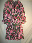 Womens Plus Size Dress Size 32w Church Wedding Event Party Wear Evening NWT