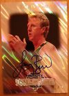2012 PRESS PASS LEGENDS LARRY BIRD AUTO AUTOGRAPH ON CARD HOF SP 4 CELTICS