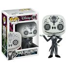 Funko Pop Disney Vinyl Day of the Dead Jack Skellington Nightmare Christmas Dia