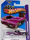 2013 HOT WHEELS RLC FACTORY SET SUPER TREASURE HUNT 72 FORD RANCHERO