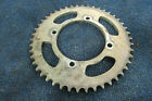 OEM DUCATI CAGIVA INDIANA 650 350 1987 87 REAR WHEEL SPROCKET 46T