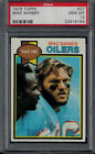 1979 TOPPS #37 MIKE BARBER OILERS PSA 10 *G19