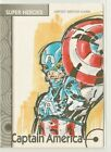 2016 Upper Deck Captain America 75th Anniversary Trading Cards 24
