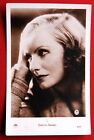 GRETA GARBOO 1930' ORIGINAL VINTAGE FRENCH POSTCARD PHOTO