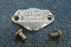 OEM DUCATI/ CAGIVA INDIANA 650 350 1987 87 LEFT ENGINE STATOR INSPECTION COVER