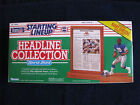 STARTING LINEUP HEADLINE COLLECTION 1991 BARRY SANDERS - DETROIT LIONS