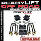 Readylift SST Lift Kit Tundra 07 12 3 F 2 R Differential Skid Spacer 69 5076