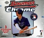 2013 BOWMAN CHROME BASEBALL JUMBO HOBBY BOX