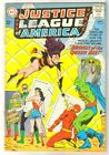 JUSTICE LEAGUE of AMERICA 23 Drones of the Queen Bee DC Comic Book VG FN