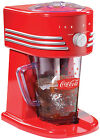 COCA COLA FROZEN SLUSHY SMOOTHIE DRINK BEVERAGE MAKER SHAVED ICE SHAVER MACHINE