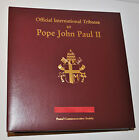 Pope John Paul II - Commerative First Day Envelopes