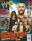 WWE Magazine November 2012 US Edition Cover 2 of 2 CM Punk Dolph Ziggler