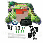 Underground Electric Dog Fence System Water Resistant 2 Shock Collars