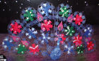 New Color Changing Peacock LED Light Show Lawn Decor Christmas Yard Display