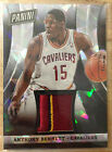 Anthony Bennett 2014 Panini VIP NSCC Cracked Ice Refractor RC 3 color Patch 5 19