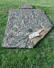 US Army USMC Marine Corps Issue Digital Woodland MARPAT Wet Weather Poncho Liner