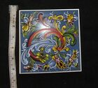 Vintage 1977 Limited Edition Decorative Tile