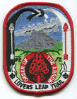 BSA Camp Philmont Scout Ranch Lover's Leap Trail Order of the Arrow OA patch