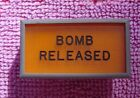 B-52G & H Models Aircraft Weapons 'Bomb Released' Light Assembly *RARE*