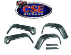 All Terrain 6 Fender Flare Kit for Jeep Wrangler TJ 97 06 1163010 Rugged Ridge