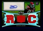 2010 Topps Triple Threads Dexter McCluster Auto Rookie Card 16 25 Mint 16282