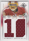 Robert Griffin III Rookie Cards and Autograph Memorabilia Guide 12
