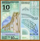 Federation of North America, 10 Ameros, 2011, Polymer, New, UNC