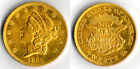 RARE 1852 $20 US Double Eagle GOLD COIN TYPE 1  !!!!!